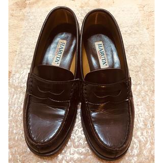 ハルタ(HARUTA)のHARUTA ローファー ブラウン(ローファー/革靴)