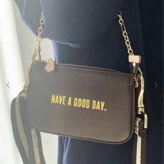 アパルトモンドゥーズィエムクラス(L'Appartement DEUXIEME CLASSE)の【GOOD GRIEF/グッドグリーフ】Cellular phone Bag(ポーチ)