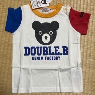 ダブルビー(DOUBLE.B)のダブルビー  (Tシャツ)