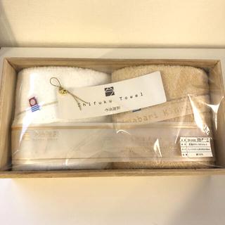 今治謹製 Shifuku Towel(至福タオル) 木箱無し