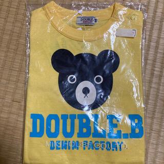 ダブルビー(DOUBLE.B)のダブルビー (Tシャツ/カットソー)