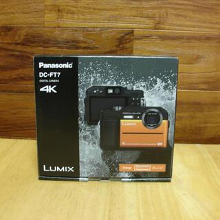 Panasonic - 新品♪保証付/Panasonic LUMIX FT DC-FT7-D