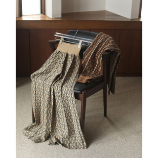 トゥデイフル(TODAYFUL)のPattern Knit Leggings(カジュアルパンツ)