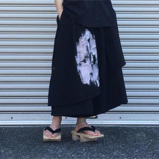 ヨウジヤマモト(Yohji Yamamoto)の0658 一点物 パンツ(その他)