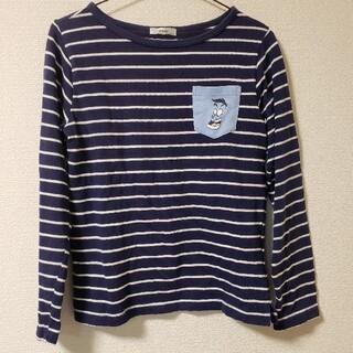 シマムラ(しまむら)のアラジン ジーニー ボーダーロンT(Tシャツ(長袖/七分))