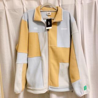 エレッセ(ellesse)のWIND AND SEA ellesse Fleece Jacket(ブルゾン)