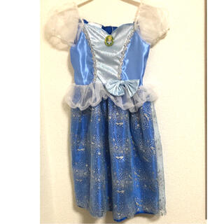 ディズニー(Disney)の子供プリンセスドレス シンデレラ 110〜120(ドレス/フォーマル)