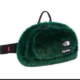 Supreme tnf Faux Fur Waist Bag(ウエストポーチ)
