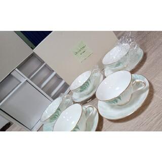 ノリタケ(Noritake)のノリタケ ティー皿 ティーカップ(食器)