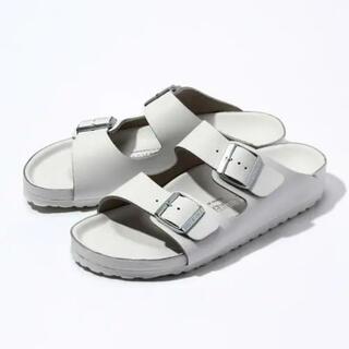 BIRKENSTOCK - [希少] ビルケンシュトック レザーサンダル モントレーエクスクイジット 靴
