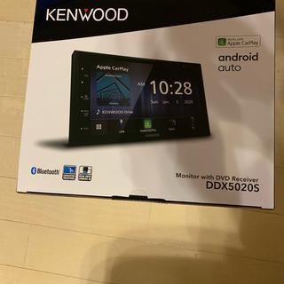 ケンウッド(KENWOOD)のDDX5020S KENWOOD カーオーディオ(カーオーディオ)