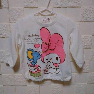 サンリオ(サンリオ)のミュウト様専用マイメロディー新品未使用ロングTシャツ 80センチ(Tシャツ)