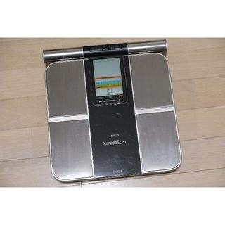 OMRON - オムロン 体重・体組成計 カラダスキャン HBF-701