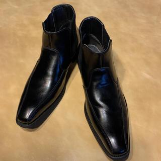 ギラロッシュ(Guy Laroche)の【新品】定価3.5万 GuyLaroche ギラロッシュ サイドゴアブーツ(ブーツ)