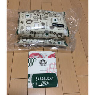 スターバックスコーヒー(Starbucks Coffee)のスタバ福袋2021 新品未使用(ノベルティグッズ)