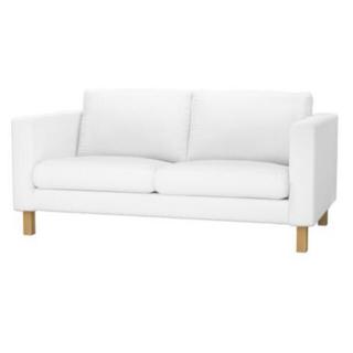 イケア(IKEA)の本日のみの価格‼︎IKEA カルルスタード ソファカバー(ソファカバー)