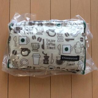 スターバックスコーヒー(Starbucks Coffee)のスタバ福袋2021 新品未使用 トライアングルクッション (ノベルティグッズ)