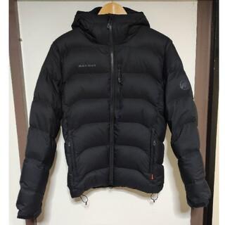 マムート(Mammut)の【本日限定】Xeron IN Hooded Jacket AF Men 黒(ダウンジャケット)