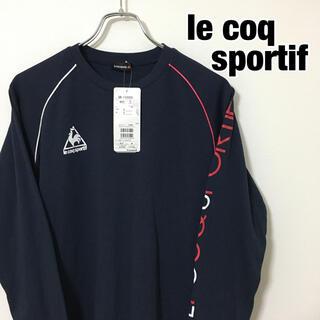 ルコックスポルティフ(le coq sportif)のle coq sportif ルコック 腕ロゴ・ワンポイント ロンT(Tシャツ/カットソー(七分/長袖))