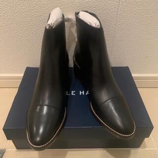 コールハーン(Cole Haan)の【新品未使用】コールハーンショートブーツ8.5(ブーツ)
