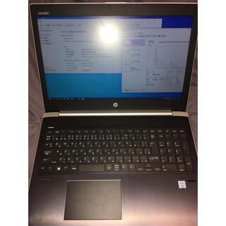 ヒューレットパッカード(HP)のProBook 450G5(ノートPC)