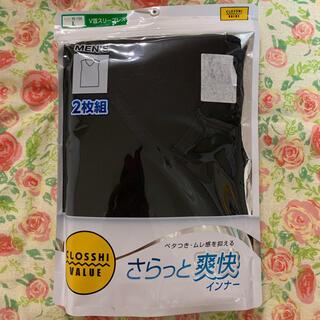 シマムラ(しまむら)のV首スリーブレスLサイズ2枚組 新品未使用品(その他)