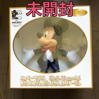 ディズニー(Disney)の新品★ミッキーマウス プレミアムコレクションドール(アニメ/ゲーム)