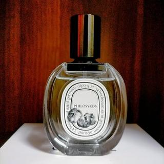 ディプティック(diptyque)の美品 ディプティック オードトワレ フィロシコス 50ml 香水 diptyqu(ユニセックス)