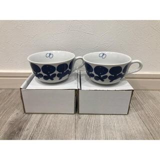 ミナペルホネン(mina perhonen)の新品 ミナペルホネン  カップ 2個セット(グラス/カップ)