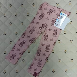 ディズニー(Disney)の新品タグ付き ミニーちゃん パンツ ズボン 100㎝(パンツ/スパッツ)