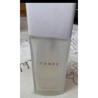 スリー(THREE)のTHREE スリー 乳液 トリートメント エマルジョン 乳液 90ml(乳液/ミルク)