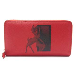 ジバンシィ(GIVENCHY)の値下げ🔻《極稀少》ジバンシィ 赤 財布(財布)
