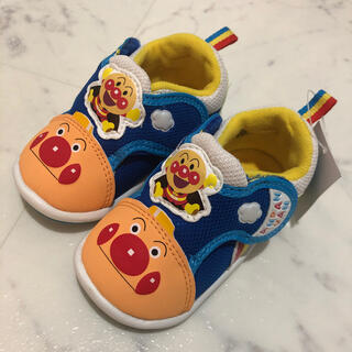 MOONSTAR  - アンパンマン ベビー シューズ 靴 スニーカー 12cm
