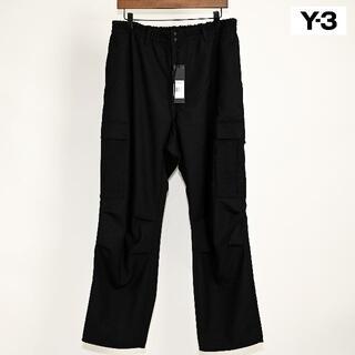 ワイスリー(Y-3)の新品 Y-3 M CLASSIC WINTER WOOL CARGO PANTS(ワークパンツ/カーゴパンツ)