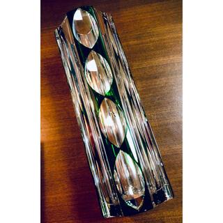 バカラ(Baccarat)のSaint-Louis Crystal サンルイ クリスタル フラワーベース(花瓶)