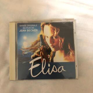 エリザ ELISA CD vanessaparadis(映画音楽)