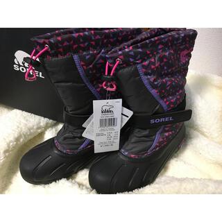 ソレル(SOREL)のブーツ SOREL ソレル ブーツ NY3503 24cm(ブーツ)