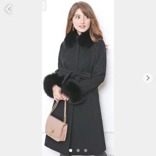ジャスグリッティー(JUSGLITTY)のジャスグリッティー 新品タグ付き コート(毛皮/ファーコート)