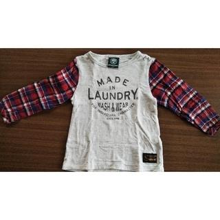 ランドリー(LAUNDRY)のロンT(Tシャツ/カットソー)
