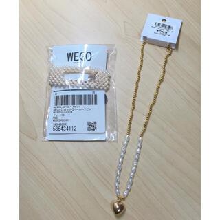 ウィゴー(WEGO)のヘアピン ネックレス セット(ヘアピン)