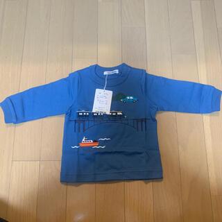 ファミリア(familiar)の新品タグつき ファミリア  トレーナー ロンT(Tシャツ)