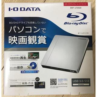 アイオーデータ(IODATA)のポータブルブルーレイドライブ(PC周辺機器)