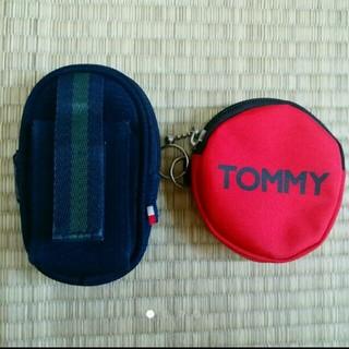 トミー(TOMMY)のTOMMY☆ネイビーポーチのみ(ポーチ)