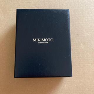 ミキモト(MIKIMOTO)の【未使用品・新品】MIKIMOTO チャーム 真珠付き(キーホルダー)