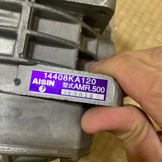 スバル(スバル)の超超希少 AMR500スーパーチャージャー本体新品(その他)