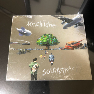 Mr.Children  SOUNDTRACKS(ポップス/ロック(邦楽))