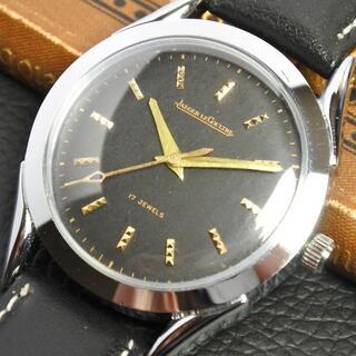 ジャガールクルト(Jaeger-LeCoultre)の★ラクジュアリー★OH済★ジャガールクルト 1950's アンティーク #163(腕時計(アナログ))