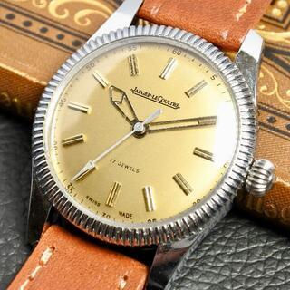 ジャガールクルト(Jaeger-LeCoultre)の★ラクジュアリー★OH済★ジャガールクルト 1950's 手巻き #170(腕時計(アナログ))