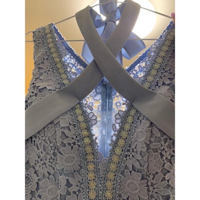 an(アン)の【低身長さん向け!】an  キャバ ドレス レディースのフォーマル/ドレス(ミニドレス)の商品写真