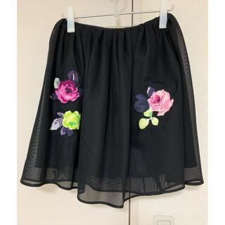 カルヴェン(CARVEN)のスカート(ひざ丈スカート)